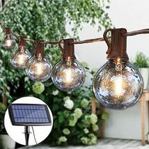 Guddl G40 Globe String Lights UL listed Commercial Grade 25 Hanging Sock... - $38.93