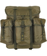 ALICE Pack Medium Olive Drab Waterproof Military Backpack Kit Kidney Pad... - $92.99