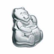 Wilton Cake Pan: Winnie the Pooh Bear with Hunny Pot #2105-3000, 1995 ~ ... - €34,97 EUR