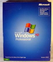 Microsoft Office XP Professional Full Retail 2002 - $29.99