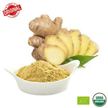 Pure Organic Ginger Root Powder Best Quality Grounded Spice From Sri Lanka - $1.97+