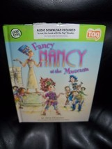 LeapFrog Tag Reading System  Fancy Nancy at the Museum Book EUC - $20.24
