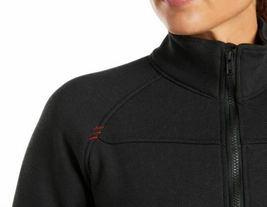 Ariat 10018157 Women Black Flame Resistant Polartec Platform Long Sleeves Jacket image 4