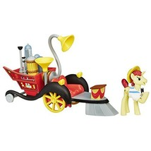 My Little Pony Friendship is Magic Collection Super Speedy Squeezy 6000 Set - $16.13