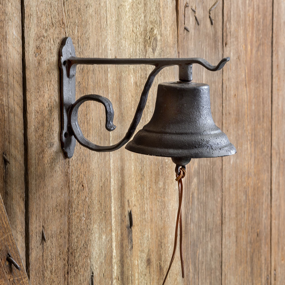 Cast Iron Dinner Bell image 2