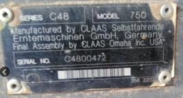 2011 CLAAS LEXION 750 For Sale In Rio Medina, Texas 78066 image 6