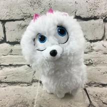 "Secret Life of Pets GIDGET Pomeranian Dog Plush 6"" Stuffed Animal Ty Beanie Baby - $9.89"