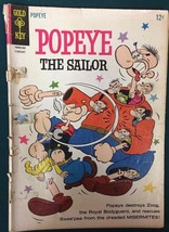 POPEYE #75 (1965) Gold Key Comics GOOD - $9.89