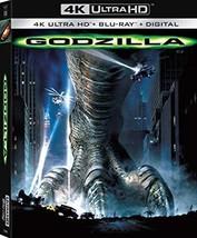 Godzilla 1998 [4K Ultra HD + Blu-ray + Digital]