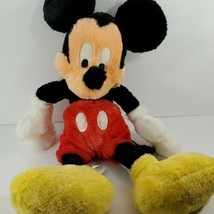 Disney Park Mickey super soft Plush 22 inch with tags Disneyland world (bo) - $13.86