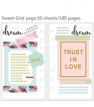 Notebook Filler Paper Wide Mead Ruled Sheets Pack Holes Pages Soft Copybook - $12.59 CAD+