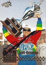 Autographed Jeff Gordon 1995 Action Packed Racing Bristol Race Win (Winston Cup - $80.96