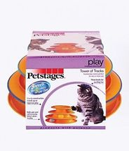 Petstages Tower Of Tracks Ball And Track Interactive Toy For Cats, Fun Cat Game image 6