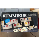 1990 The Original RUMMIKUB Fast Moving Rummy Tile Game Complete & Paperw... - $27.99