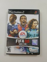 Fifa Soccer 08 PS2 Game 2007 Ea Sports - $5.89