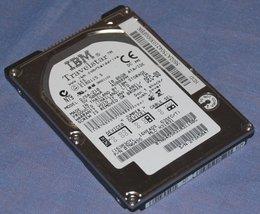 """IBM DPLA-25120 5GB IDE 44pin 2.5"""" 20MM Tall Hard Drive"""