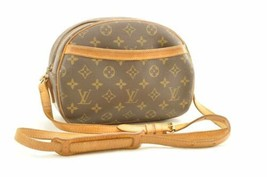 LOUIS VUITTON Monogram Blois Shoulder Bag M51221 LV Auth 11209 - $360.00