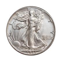Superb - 1946 P Walking Liberty Half Dollar - Gem BU / MS / UNC - High G... - $55.00