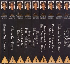 Suze Orman's Financial Freedom: Creating True Wealth Now [VHS Tape] - $11.83