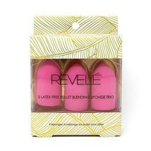 Make Up Bullet  Sponge 3 Pack Makeup Smooth Beauty Foundation Blender Bu... - $6.35
