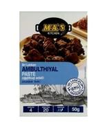 Ma's Kitchen Sri Lankan Fish Ambulthiyal Paste - Free Shipping 50g 100g  - $6.44+
