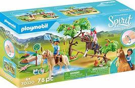 Playmobil Spirit Riding Free River Challenge - $37.99