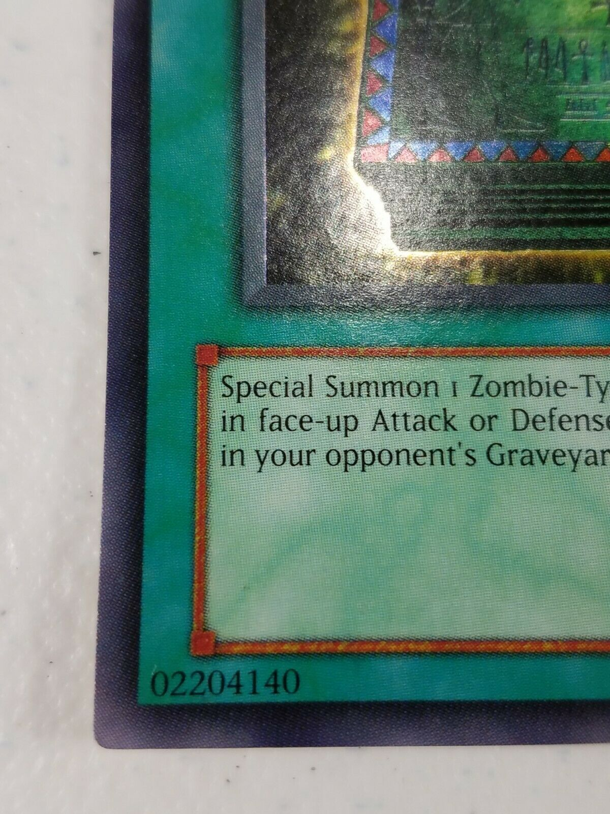 Yu-gi-oh! Trading Card - Book of Life - PGD-033 - Super Rare