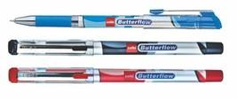 Cello Butterflow Smooth Writing Fine Ball Pen Ball Point Pen Tip 0.7mm - $4.15+