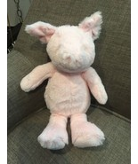 "Carters Pink Pig Plush Soft Toy 10"" 2015 Stuffed Animal 66922 NWOT - $26.14"