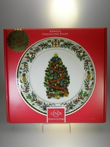 LENOX Annual Collector Plate 2013 Trees Around The World Jamaica - $24.70