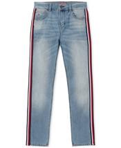 Tommy Hilfiger Big Boys Jensen Arc-Fit Stretch Taped Jeans - $57.99