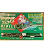 Vintage Bachmann's  Big Hauler G Scale Train set - $2,227.48