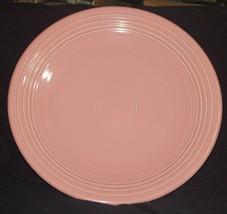"""Fiestaware 11 7/8"""" Round Platter Pink - $12.00"""