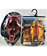 Halloween Boys Arisen From The Shadows Light Up & Sound Costume Size M (... - $24.74