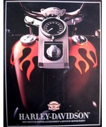 1999 Harley Davidson GENUINE Parts & Accessories Accessory Catalog Brochure - $26.71