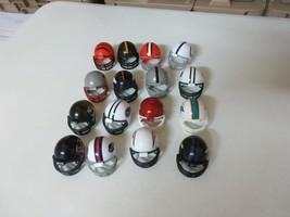 NFL Plastic Mini Helmets , Lot 16 , All AFC Teams , 2014 , Collectible - $10.89