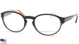 "PRODESIGN DENMARK 4668 c.6032 BLACK EYEGLASSES FRAME 50-19-135mm Japan ""... - $54.44"