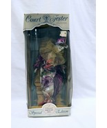 VINTAGE SEALED 1991 Anco Musical Court Jester Doll in Box - $49.49