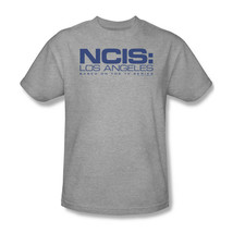 NCIS Los Angeles T-shirt Based On TV show 100% cotton grey tee CBS708 image 1