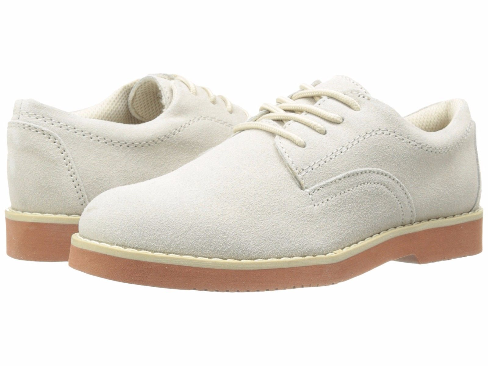 Jumping Jacks School Unisex Buck Lace Up Suede Oxfords ...
