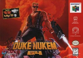 Duke Nukem 64 (Nintendo 64, 1997 *Cartridge Only*) Usually ships in 12 h... - $25.73
