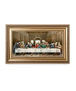 DECORARTS -The Last Supper, Leonardo da Vinci Classic Art Reproductions.... - $102.02