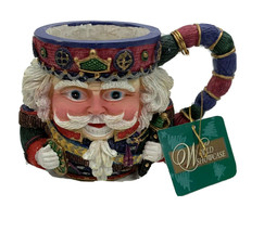 1997 Joelson Industries Nutcracker Mug Resin - $23.33