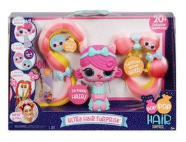 Pop Pop Hair Surprise Ultra Hair Surprise with 20+ Surprises Doll Playset NEW - $19.98