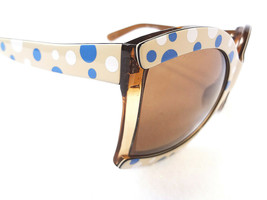 ELEY KISHIMOTO Women's Sunglasses EK11/1 Oversized HAND MADE - New! - $155.00