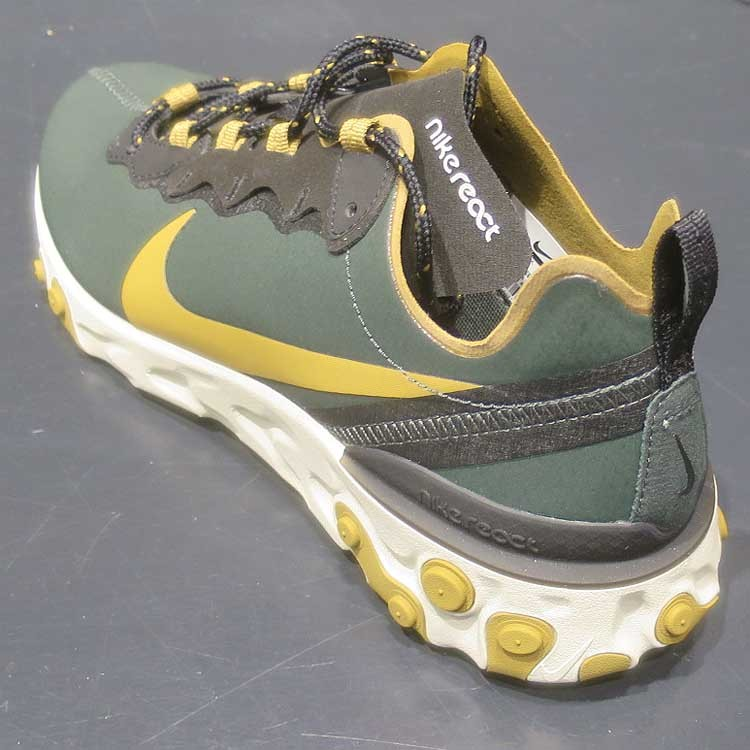 official photos 232f6 35564 Nike React Element 55 Outdoor Green/Golden and 50 similar items