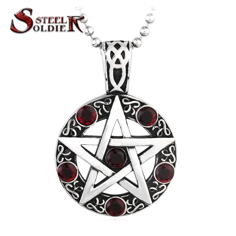 Primary image for Pendants, steel stainless steel accessory star fashion popular jewelry BP8-003