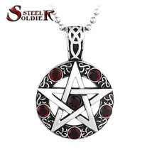 Pendants, steel stainless steel accessory star fashion popular jewelry B... - $23.99