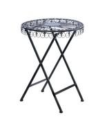 Fleur-de-lis Patio Table - $89.90