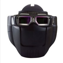 Servore Arc-513 #. BLUE Auto Shade Welding Goggles with Protective Face Shield image 1